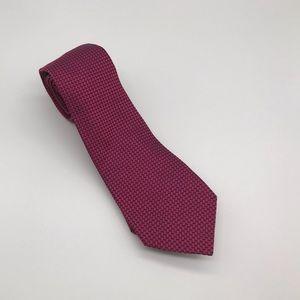 Banana Republic Red & Black Tie NWOT
